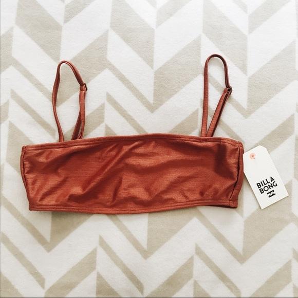 39b929fedce814 Billabong Love Bound Tank Bikini Top